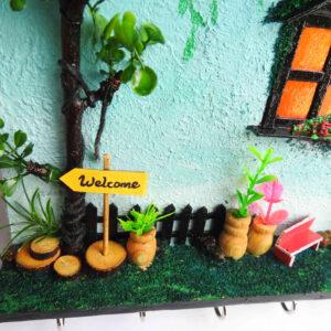 Customised Miniature Sweet Home