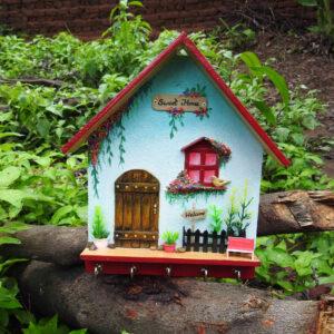 3D Miniature Home- Key holder